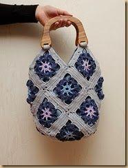 Crochet Purse / Shoulder Bag Pattern - How to crochet