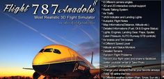 awesome Flight 787 - Advanced v1.7 APK Updated Download NOW
