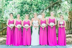 HILTON HEAD ISLAND WEDDING - Sonesta Resort wedding in May with beachy details and coastal color palette from Lowcountry vendor Catherine Ann Photography