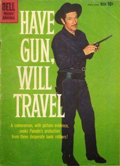 12 Surprising Facts About 'Have Gun - Will Travel' - Roasted.com
