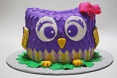 Are You looking for the owl Cake for Kids and teens birthday Party?Want Owl cake designs as inspiration for your own cake?You're at right place.    Search...