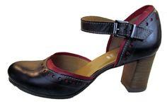 Fidji Women's G887 Chocolate/Red Leather Shoe 39 EU/9 US Fidji http://www.amazon.com/dp/B00DCCY7JS/ref=cm_sw_r_pi_dp_EPIUtb0WGAAR9D80
