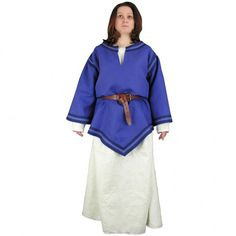 bliaud: túnica corta masculina o femenina
