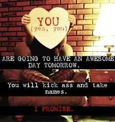 You :-)