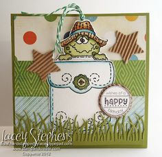 High Hopes Stamps: Tag & Pocket Gift Card Tutorial