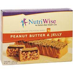 NutriWise - Peanut Butter  #SportsNutrition