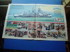 EAGLE-CUTAWAY-DRAWING-1-11-1957-H-M-S-SALISBURY-ROYAL-NAVY-FRIGATE-VGC