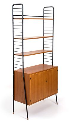 estanteria (amapola decoracion) Estilo Retro, Vintage Furniture, Magazine Rack, Nostalgia, Cabinet, Decoration, Storage, Wood, Photography