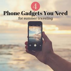 4 Phone Gadgets to G