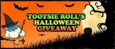 Enter for a chance to win an awesome Trick-Or-Treat bag! 200 bags will be given in all, of which 50 will include a BONUS prize!  Good luck!