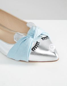 db66f31549c LITTLETON Pointed Ballet Flats. Pointed Ballet FlatsAsos ShoesKedsDiy ...