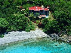 St John - VRBO.com #420050 - On the Rocks - Beachfront Guest Suite, Reasonable Rates