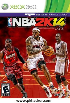 The new version, called NBA 2K14 NBA series basketball games as new Frnchayz game is famous.