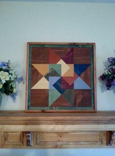 barn quilt/wall art
