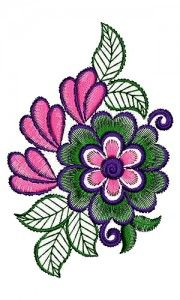 Fancy Embroidered Patch Designs 15460