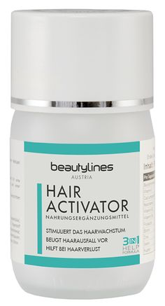 HairActivator Healthy Skin Care, Coconut Oil, Jar, Hair Loss, First Aid Only, Products, Face, Jars, Glass