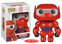 Funko POP! Disney: Big Hero 6 - Baymax