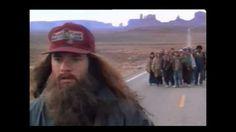 Forrest Gump long run scene - YouTube