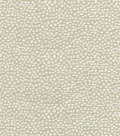Waverly Upholstery Fabric-Pebble/Linen