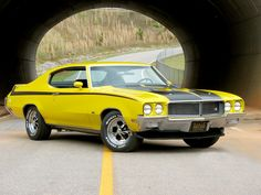 1970 Buick GSX by Motion Performance
