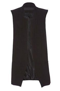Fashion Open Front Vest