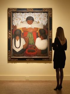 Diego Rivera and Frida Kahlo in Detroit Exhibition | Detroit Institute of Arts