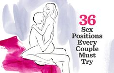 Sex Positions Everyone Should Try in Their Lifetime