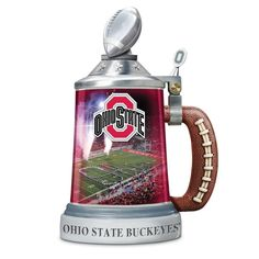 Ohio State Buckeyes Commemorative Porcelain Stein: 1 of 10,000