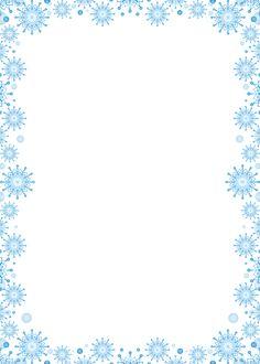 Férias, Frame De Retrato, Moldura De Retrato, Natal Free Frames And Borders, Boarders And Frames, Page Borders, Borders For Paper, Christmas Stationery, Christmas Card Crafts, Christmas Art, Free Christmas Borders, Free Printable Stationery