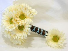 Gerber Daisies Bridal Bouquet