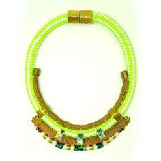 Holst + Lee Award Show Necklace