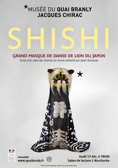 musée du quai Branly - Jacques Chirac - Production - musée du quai Branly - Jacques Chirac - Shishi, grand masque de danse de lion du Japon