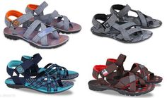 Sandals Designer Mesh Men's Sandals (4 Pairs) Material: Outer - Mesh, Sole - PVC IND Size: IND - 6, IND - 7, IND - 8, IND - 9 ,IND - 10 Description: It Has 4 Pairs Of Men's Sandals Color: Multi Color Sizes Available: IND-6, IND-7, IND-8, IND-9, IND-10 *Proof of Safe Delivery! Click to know on Safety Standards of Delivery Partners- https://ltl.sh/y_nZrAV3  Catalog Rating: ★4.1 (3624)  Catalog Name: Stylish Designer Mesh Men's Sandals Combo Vol 1 CatalogID_392746 C67-SC1238 Code: 426-2889173-9991