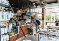 Bent Fork Raw Vegan Cafe, Lawrence Street, Freshwater - Broadsheet Sydney