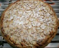 Almond Apple Marzipan Tart Marzipan Recipe, Marzipan Cake, Almond Paste, Rustic Cake, Cake Creations, Sweet Tooth, Yummy Food, Breakfast, Tarts