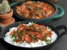 Javaanse kip met rijst: zoet en pittig - Powered by WP Ultimate Recipe orientalfood Spicy Recipes, Slow Cooker Recipes, Asian Recipes, Chicken Recipes, Cooking Recipes, Healthy Recipes, Low Carb Brasil, Quick Healthy Meals, Asian Cooking