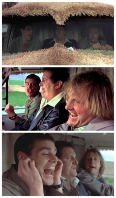 LOL! 5 of the Funniest Car Scenes of All Time - does this Dumb&Dumber scene make the cut!? #spon #video