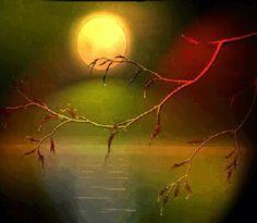 Trilhas de Luz: Indriso da Lua Cheia