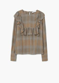 Find an affordable & dynamic number of womanly women's blouses. Muslim Fashion, Modest Fashion, Hijab Fashion, Fashion Outfits, Girly Girl Outfits, Chic Outfits, Mango Clothing, Winter Blouses, Hijab Stile