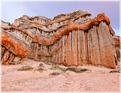 Red Rock Canyon California