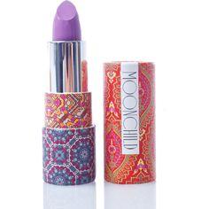 Moonchild Lipstick Lush Lipstick ($25) ❤ liked on Polyvore featuring beauty products, makeup, lip makeup and lipstick
