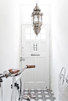 Moroccan Style Inspiration in White // Бяло вдъхновение в марокански стил | 79 Ideas