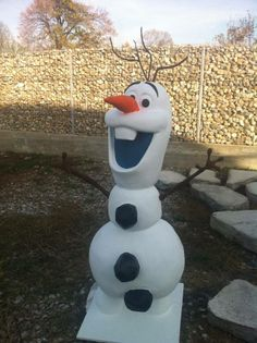 Olaf from Frozen by Alldeco