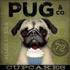 PUG Cupcake Company