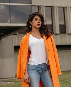 In 'Quantico,' Bollywood's Priyanka Chopra Seeks an American Foothold - The New York Times
