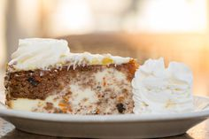 Crazy about Craig's Crazy Carrot Cake Cheesecake! Cheesecake Factory Desserts, Carrot Cake Cheesecake, Cheesecake Recipes, Sweet Pie, Sweet Bread, Sweets Recipes, Cupcake Recipes, Yummy Drinks, Delicious Desserts