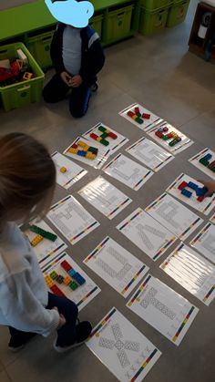 Abc Preschool, Preschool Curriculum, Preschool Worksheets, Kindergarten, Lego Club, Creative Activities For Kids, Busy Boxes, Lego For Kids, Literacy