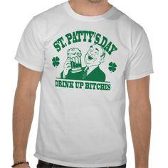 St. Patty's Day T-shirts