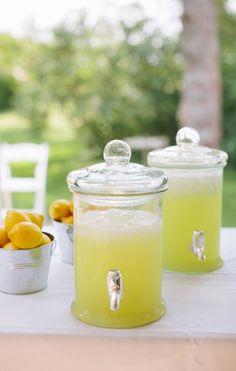 Fresh lemonade, by Fanni & Kaneli