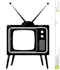 Image result for cartoon old tv